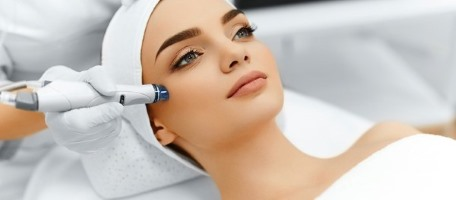 skin rejuvenation with mechanical facial exfoliation